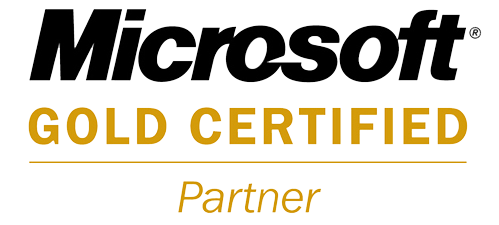 Microsoft Gold Certified - IT consulting