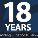 Celebrating 18 Years!